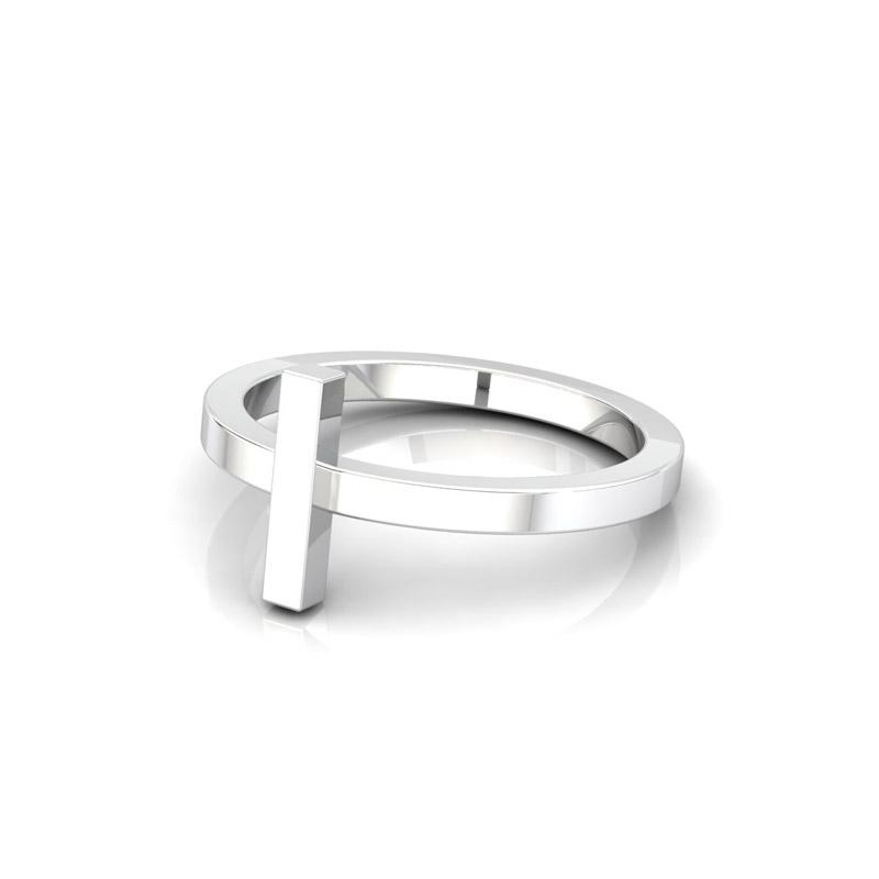 Single Bar Ring